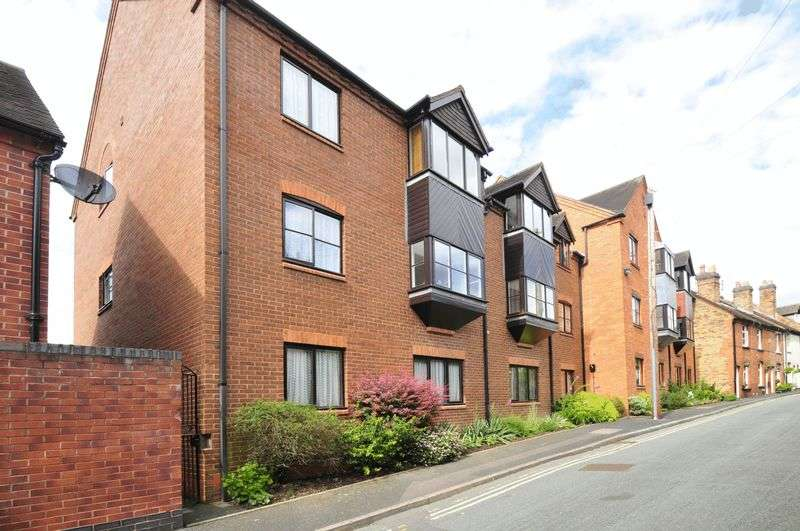 1 Bedroom Flat for sale in St. Leonards View, Bridgnorth