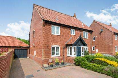 5 Bedrooms Detached House for sale in Easton, Norwich, Norfolk