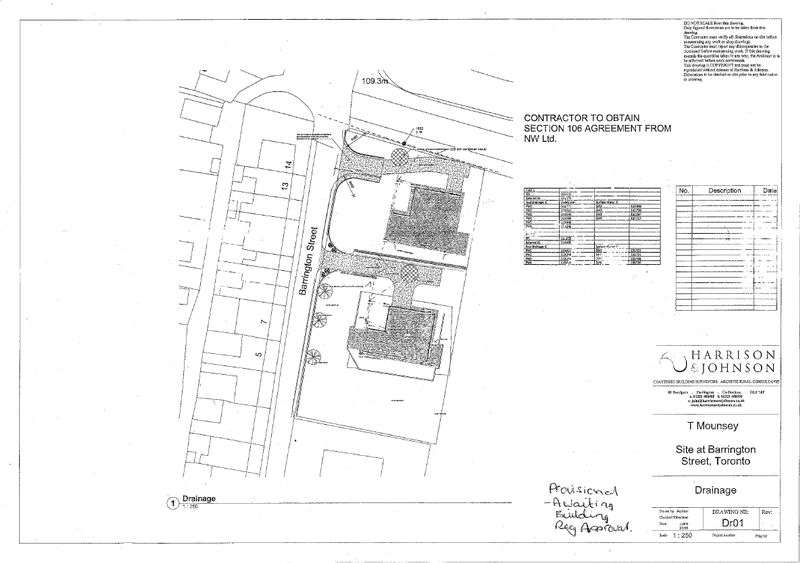 Property for sale in Plot 1 & 2, Barrington Street, Bishop Auckland