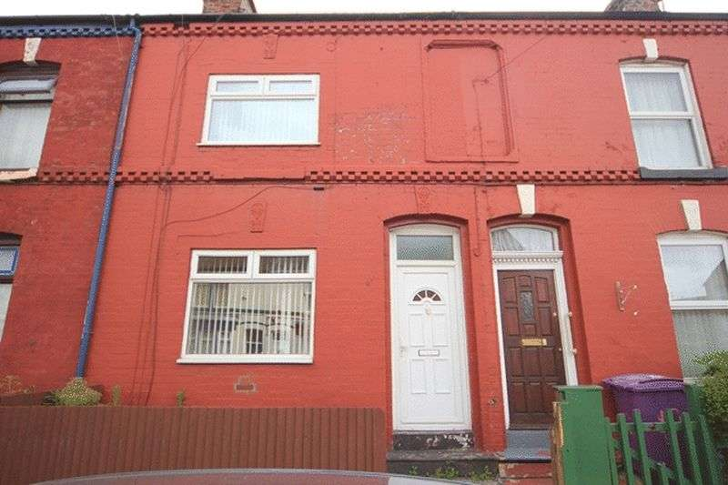 2 Bedrooms Terraced House for sale in Shaftesbury Terrace, Old Swan, Liverpool, L13