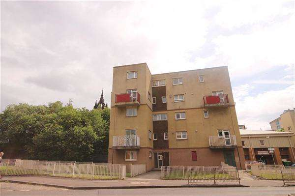 2 Bedrooms Flat for sale in Dundyvan Road, Coatbridge