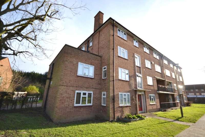 2 Bedrooms Apartment Flat for sale in Northway Court, Green Avenue, London, NW7
