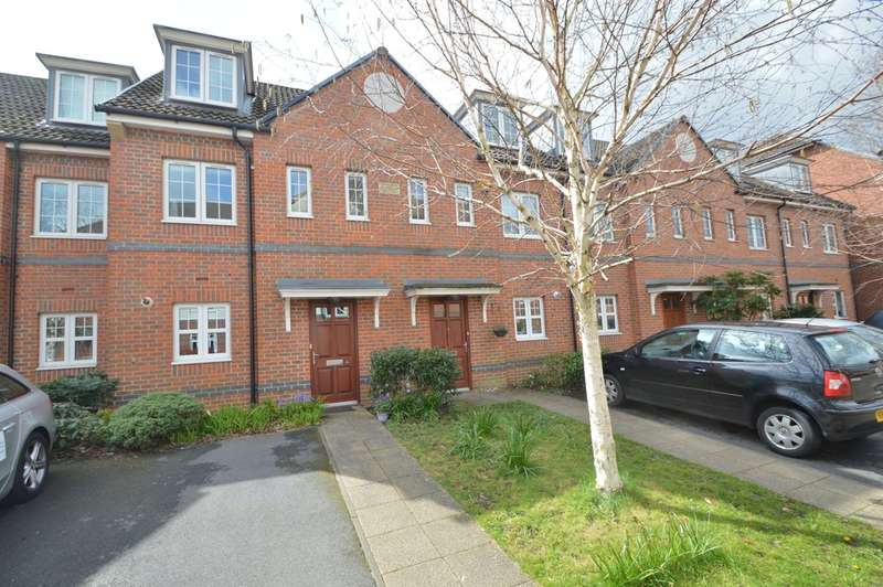 3 Bedrooms Terraced House for sale in Causton Gardens, Eastleigh