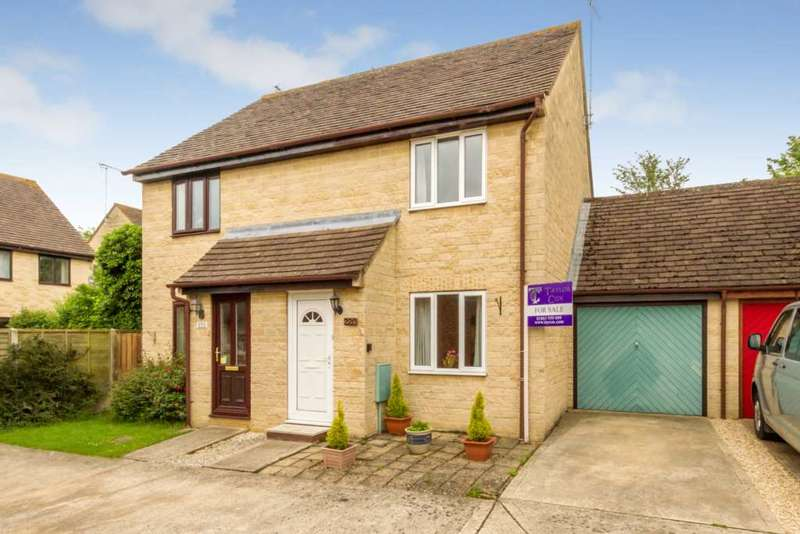 2 Bedrooms Semi Detached House for sale in Manor Road, Witney
