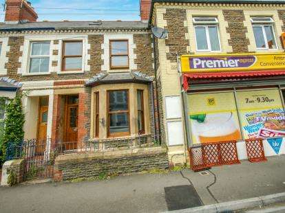 4 Bedrooms Terraced House for sale in Arran Street, Roath, Cardiff, Wales