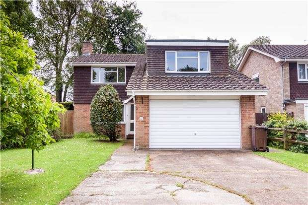 4 Bedrooms Detached House for sale in Squirrel Close, BEXHILL-ON-SEA, East Sussex, TN39 4LY