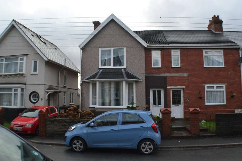 3 Bedrooms End Of Terrace House for sale in Faraday Road, Clydach, Swansea, Swansea, SA6