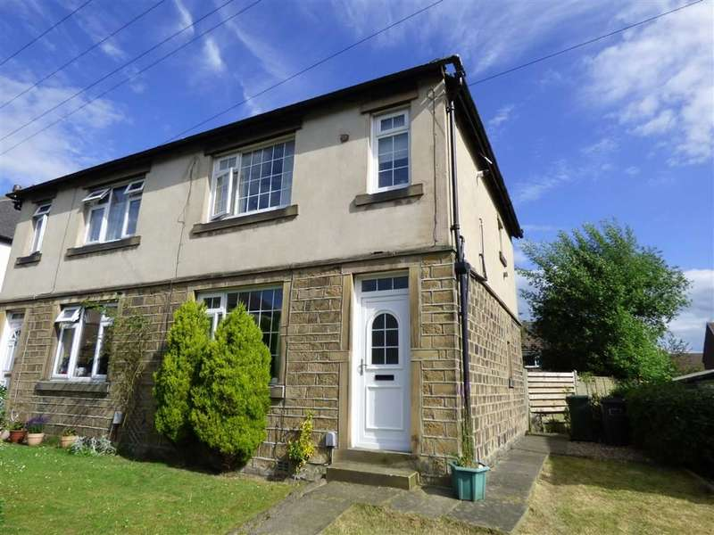 2 Bedrooms Property for sale in Highroyd, Lepton, HUDDERSFIELD, West Yorkshire, HD8