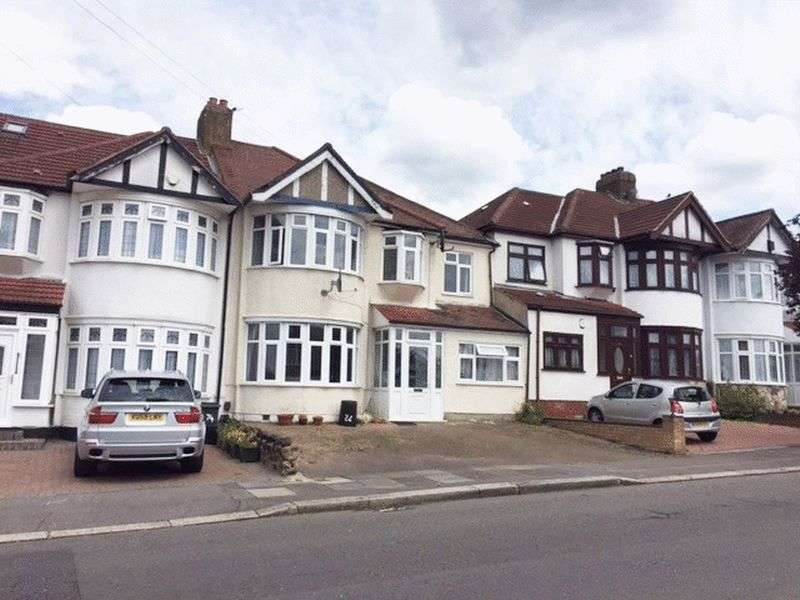 4 Bedrooms Semi Detached House for sale in Fantastic 4 Bedroom, 3 Reception House for Sale in Ilford IG4