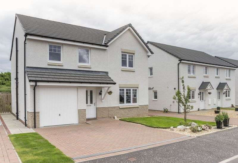 4 Bedrooms Detached House for sale in 24 Thomson Road, Armadale, West Lothian, EH48 3GJ
