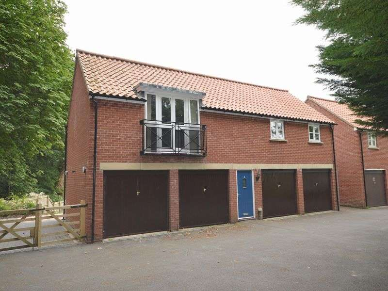 2 Bedrooms Property for sale in Maes Y Llarwydd, Abergavenny