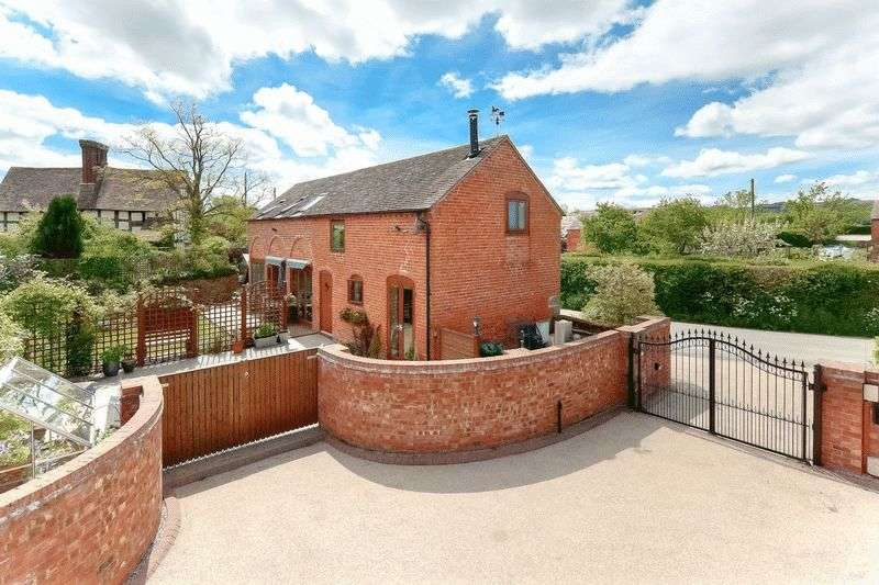 4 Bedrooms Property for sale in Hughley, Shrewsbury