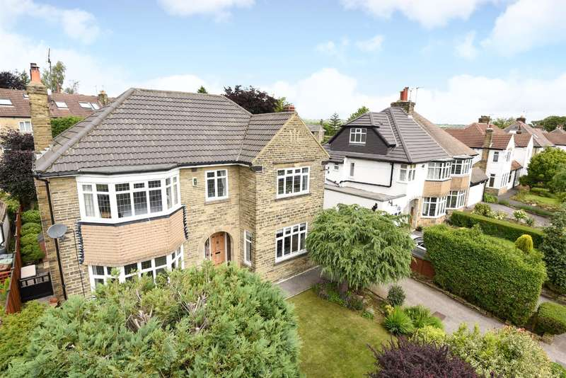 4 Bedrooms Detached House for sale in Off Park Road, Guiseley, Leeds, LS20 8EN