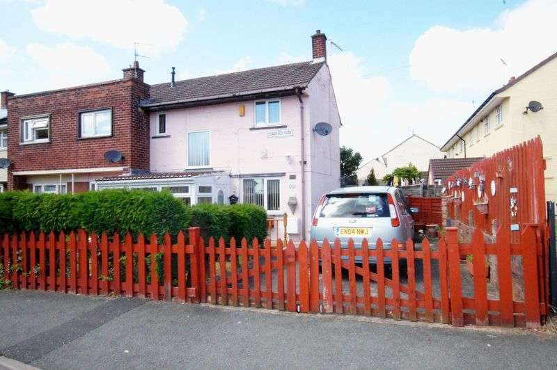 3 Bedrooms Semi Detached House for sale in Havard Way, Wrexham