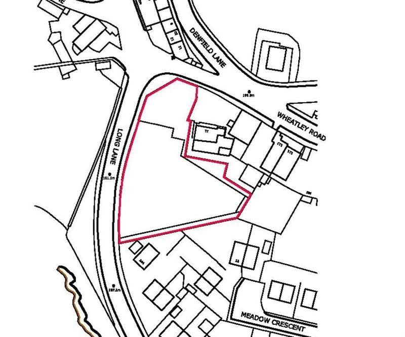 1 Bedroom Land Commercial for sale in Land at Long Lane, Wheatley, Halifax, HX3