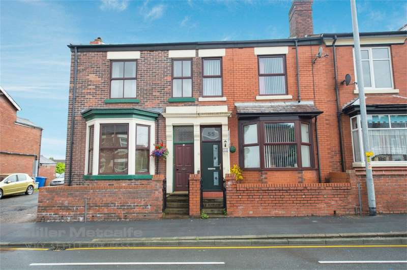 3 Bedrooms Terraced House for sale in Bolton Road, Chorley, Lancashire