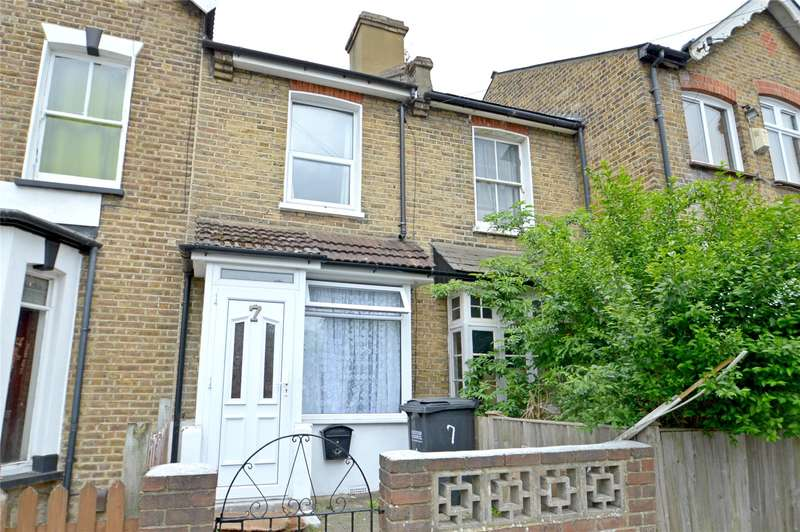 2 Bedrooms Terraced House for sale in Cobden Road, London
