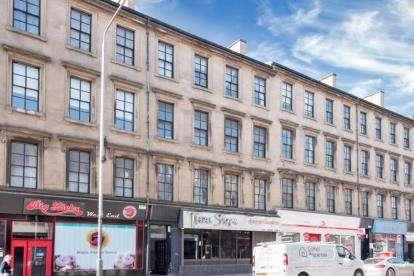 2 Bedrooms Flat for sale in Argyle Street, Finnieston