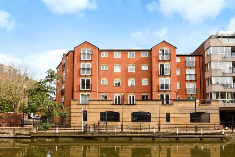 2 Bedrooms Apartment Flat for sale in Mayflower Court, Highbridge Wharf, Reading, Berkshire, RG1