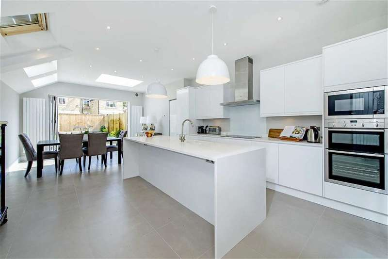 4 Bedrooms Property for sale in Hamble Street, Fulham, SW6