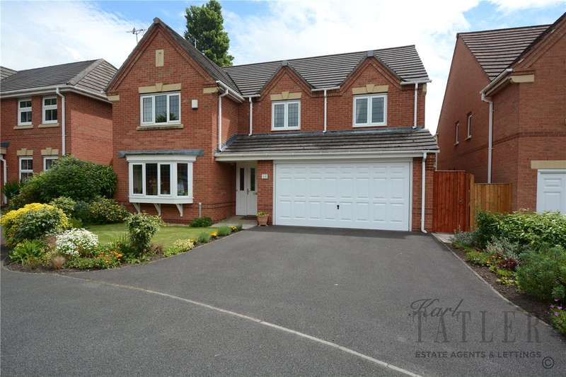 5 Bedrooms Detached House for sale in Millfield, Neston, Wirral