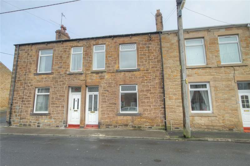 3 Bedrooms Terraced House for sale in Ritsons Road, Blackhill, Consett, DH8