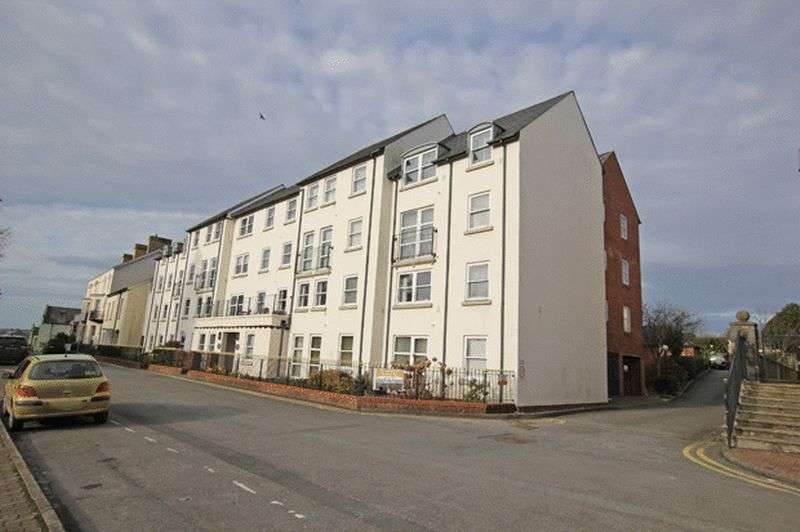 1 Bedroom Retirement Property for sale in TY RHYS, Nos 1-5 THE PARADE, CARMARTHEN