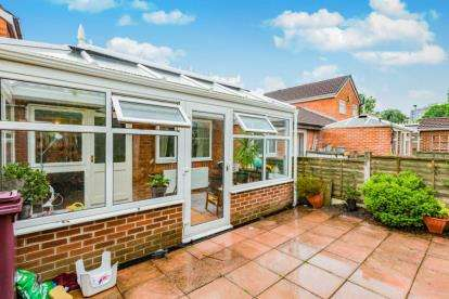 Bungalow for sale in Belper Street, Daisyfield, Blackburn, Lancashire