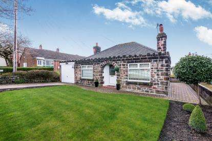 2 Bedrooms Bungalow for sale in Sneyd Street, Stoke-on-Trent, Staffordshire