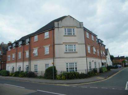 2 Bedrooms Flat for sale in Sash Court, Sash Street, Stafford, Staffordshire