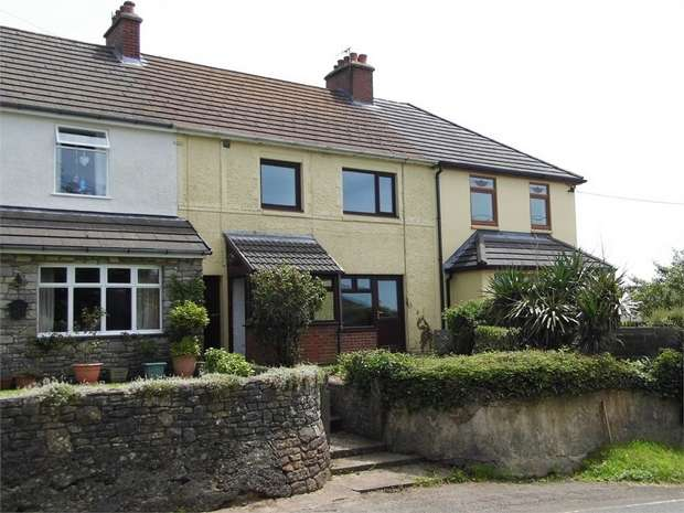4 Bedrooms Terraced House for sale in Heol Spencer, Coity, Bridgend, Mid Glamorgan