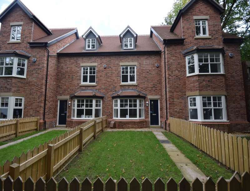 4 Bedrooms Property for sale in The Park, Mansfield, NG18