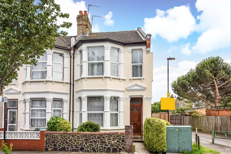 3 Bedrooms End Of Terrace House for sale in Meads Road, Wood Green