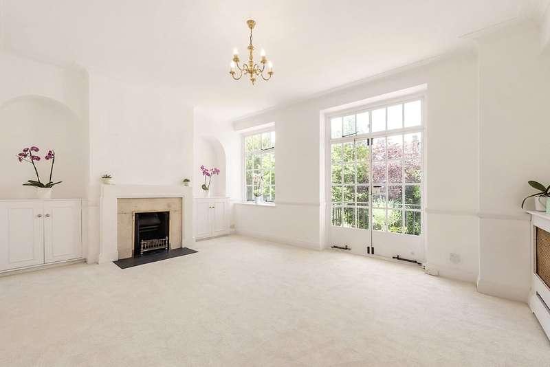 2 Bedrooms Flat for sale in Shrewsbury House, Cheyne Walk, London, SW3