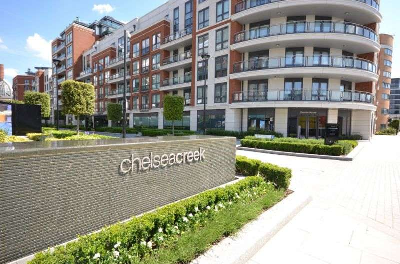 1 Bedroom Flat for sale in The Tower, Chelsea Creek, Imperial Road, SW6