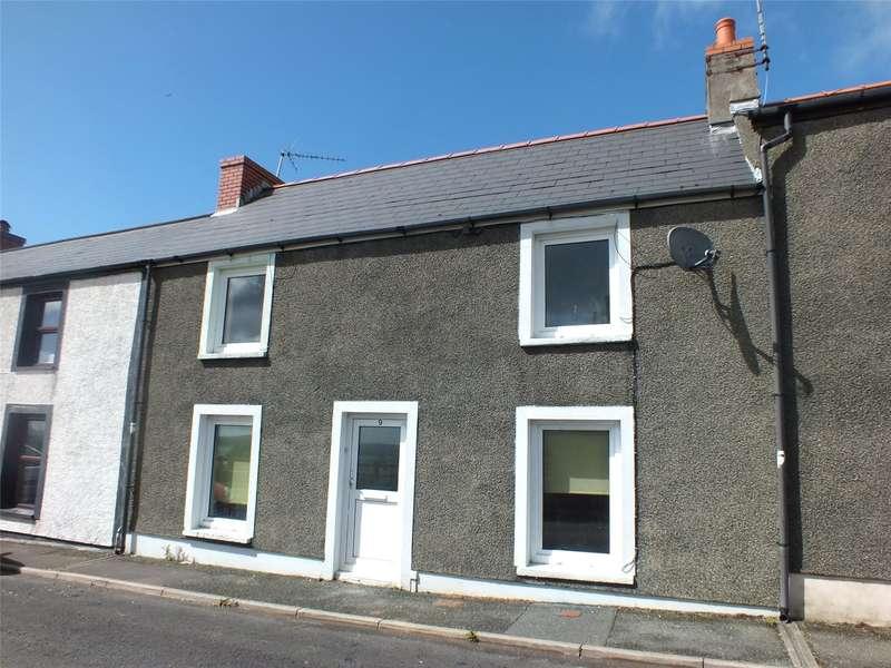 3 Bedrooms Terraced House for sale in Belle Vue, Neyland, Milford Haven