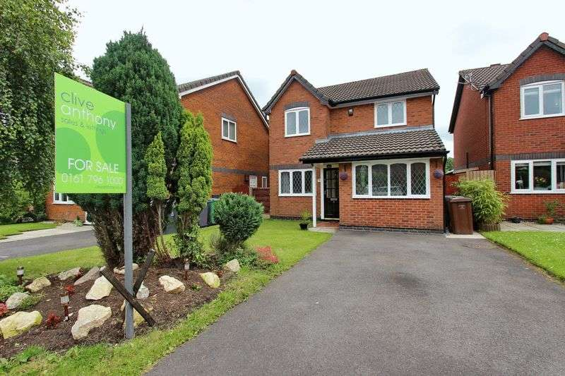 3 Bedrooms Detached House for sale in Highmeadow, Radcliffe, Manchester