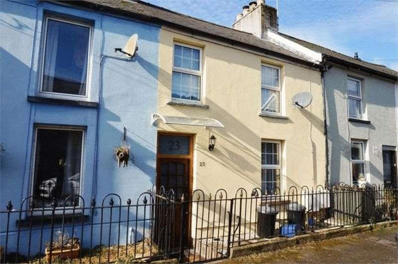 3 Bedrooms Terraced House for sale in Mount Street, Abergavenny