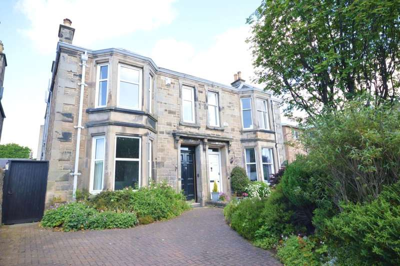 4 Bedrooms Semi Detached House for sale in Park Place, Kirkcaldy, KY1