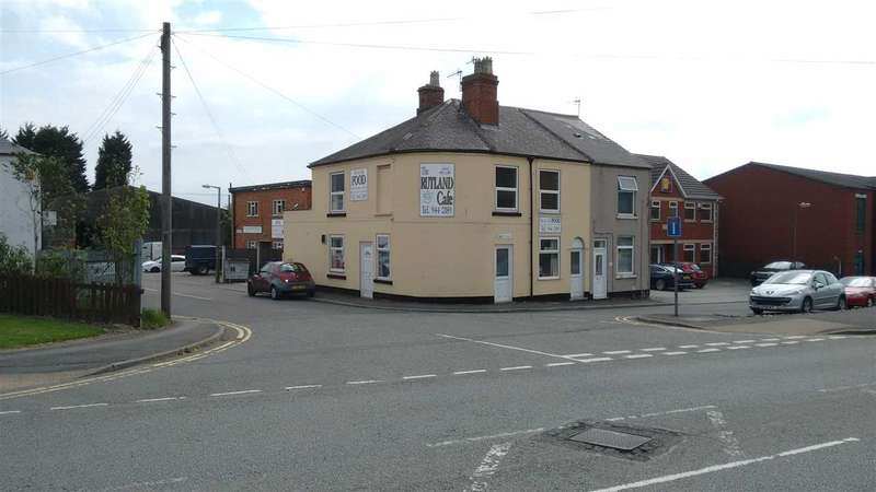 Commercial Property for sale in Mundy Street, Ilkeston