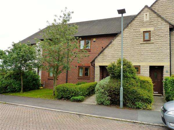 3 Bedrooms Mews House for sale in Abbotts Close, Walton le Dale, Preston