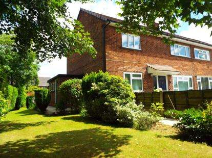 2 Bedrooms Flat for sale in Manor Park North, Knutsford, Cheshire