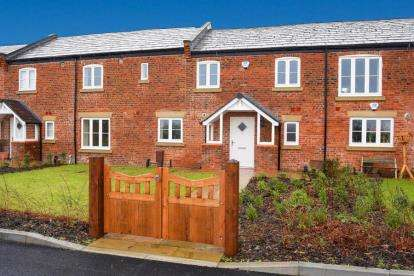3 Bedrooms House for sale in St Elphins View, Daresbury Lane, Hatton, Warrington, WA4