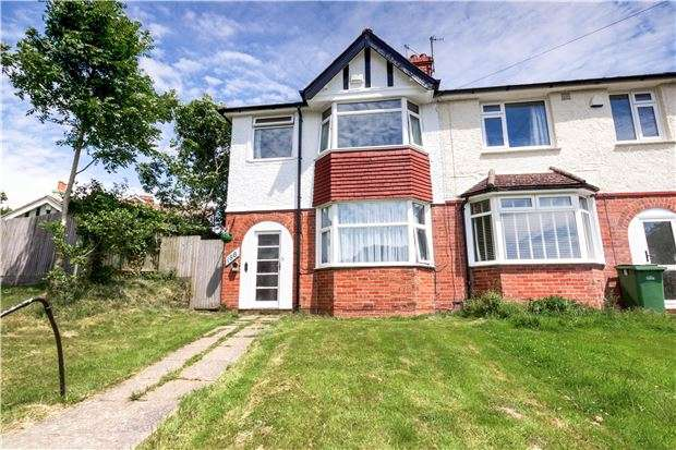 3 Bedrooms End Of Terrace House for sale in Old Church Road, ST LEONARDS-ON-SEA, East Sussex, TN38 9HD