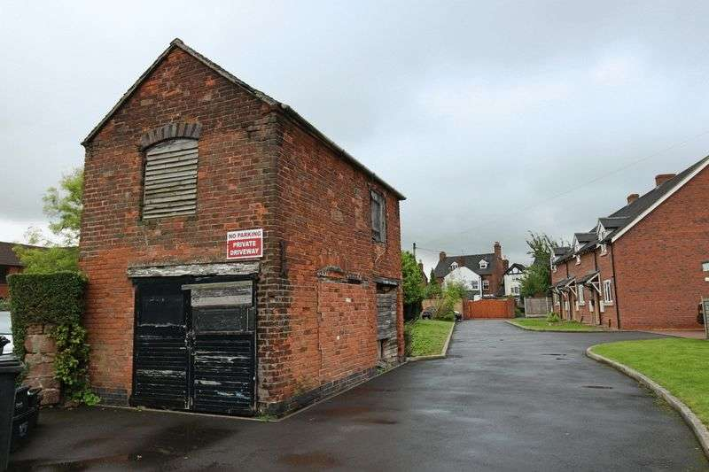 Land Commercial for sale in Shropshire Street, Market Drayton