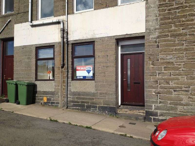 Flat for sale in Harbour Terrace, Wick