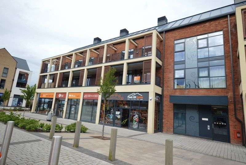 2 Bedrooms Flat for sale in Parkes Court, Birchfield Way, Lawley, Telford