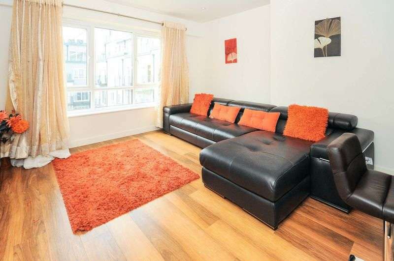 2 Bedrooms Flat for sale in Heritage Avenue, London, Greater London, NW9