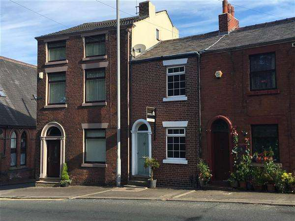 2 Bedrooms Terraced House for sale in Church Brow, Walton le Dale, Preston
