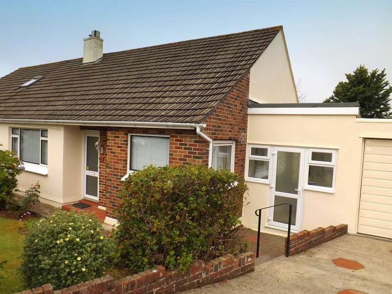 3 Bedrooms Bungalow for sale in Princess Crescent, Plymstock, Plymouth
